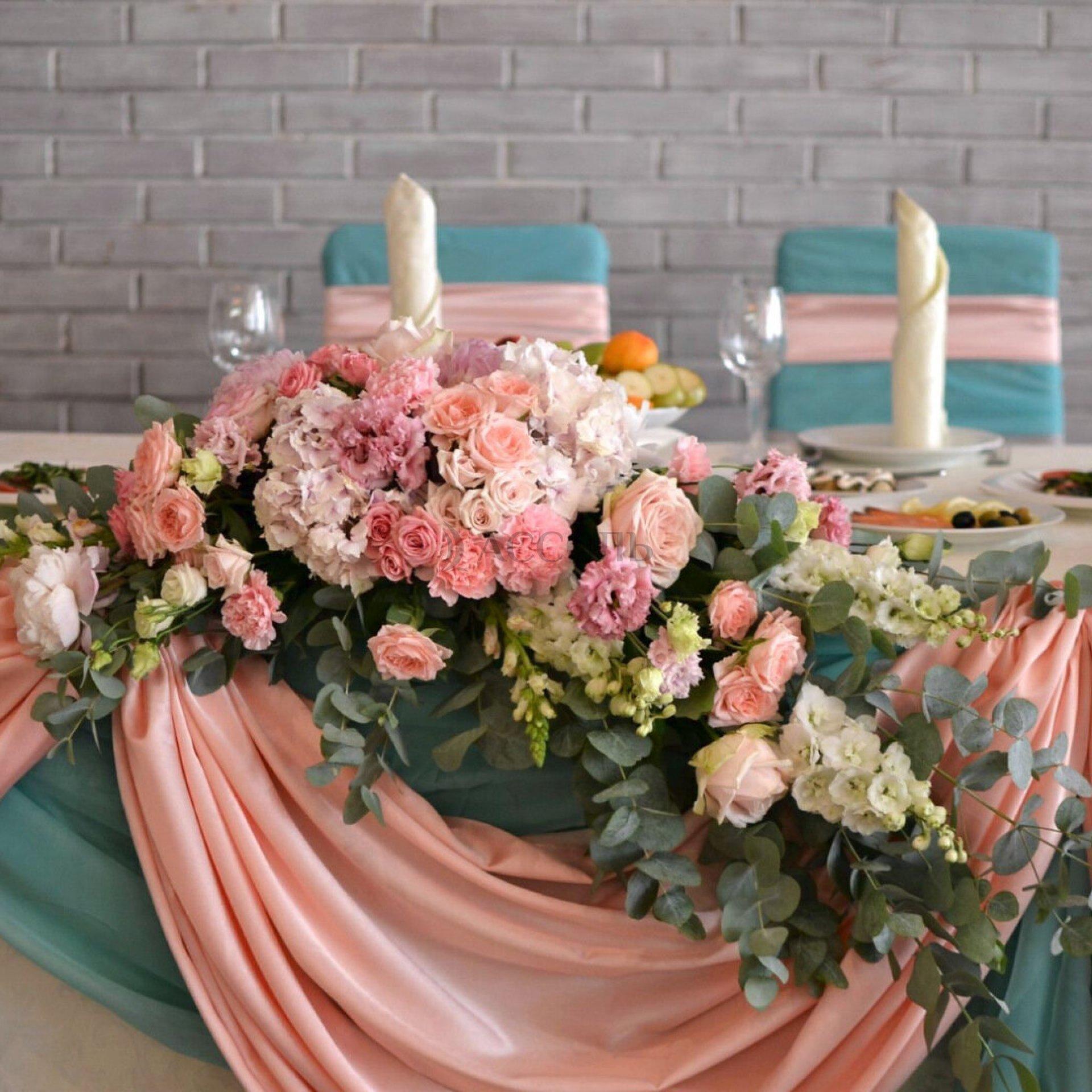 Оформление свадьбы цветами assolstudio.ru